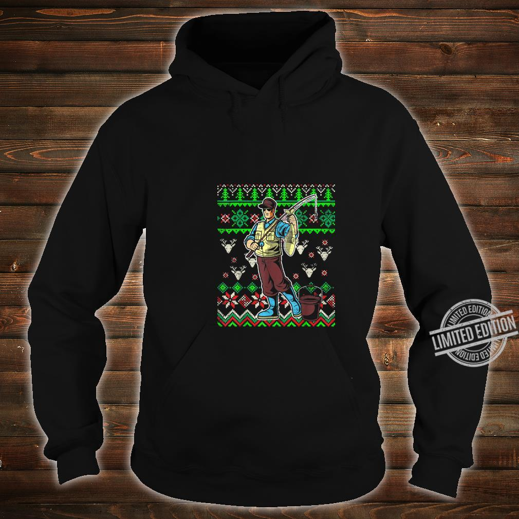 Angelliebhaber Vater Angeln Shirt hoodie