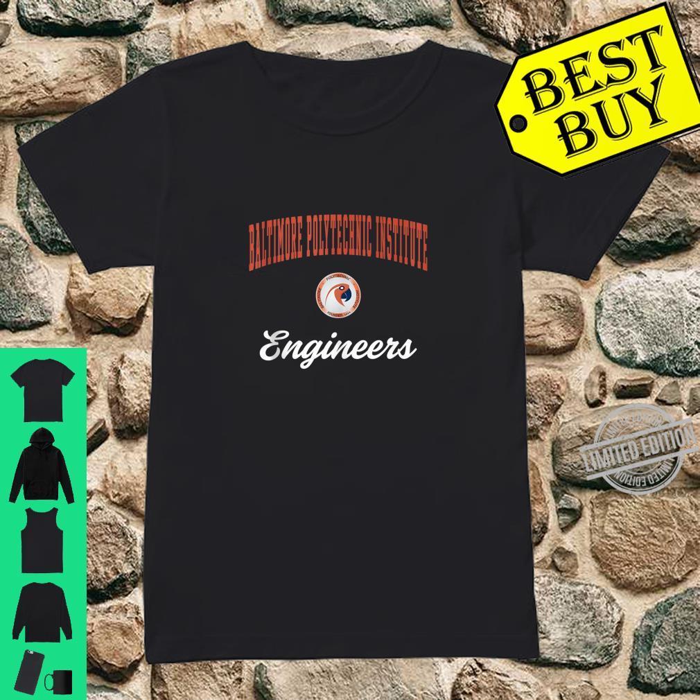 Baltimore Polytechnic Institute Engineers Shirt ladies tee