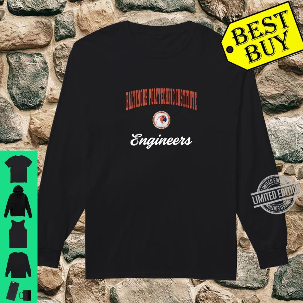 Baltimore Polytechnic Institute Engineers Shirt long sleeved