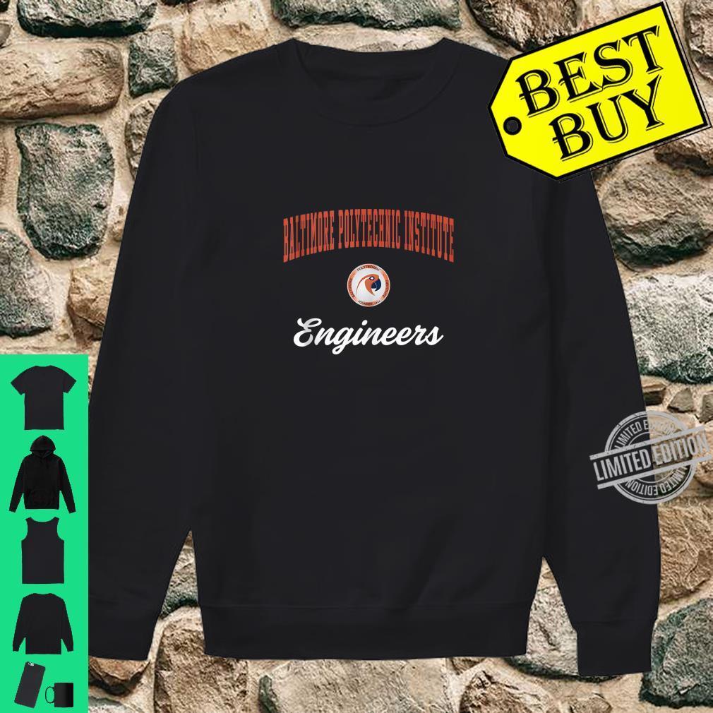 Baltimore Polytechnic Institute Engineers Shirt sweater