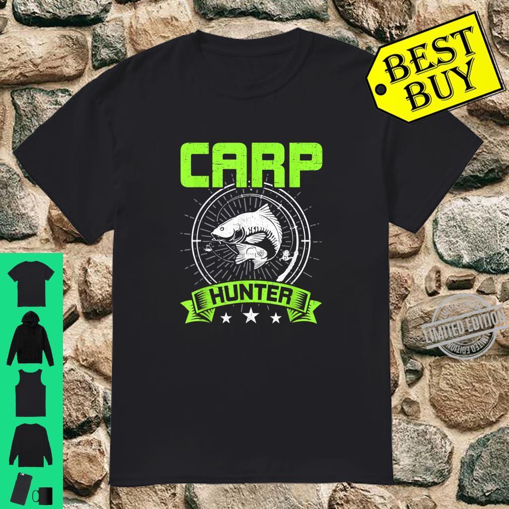 Carp Hunter Fly Carp Fishing Shirt