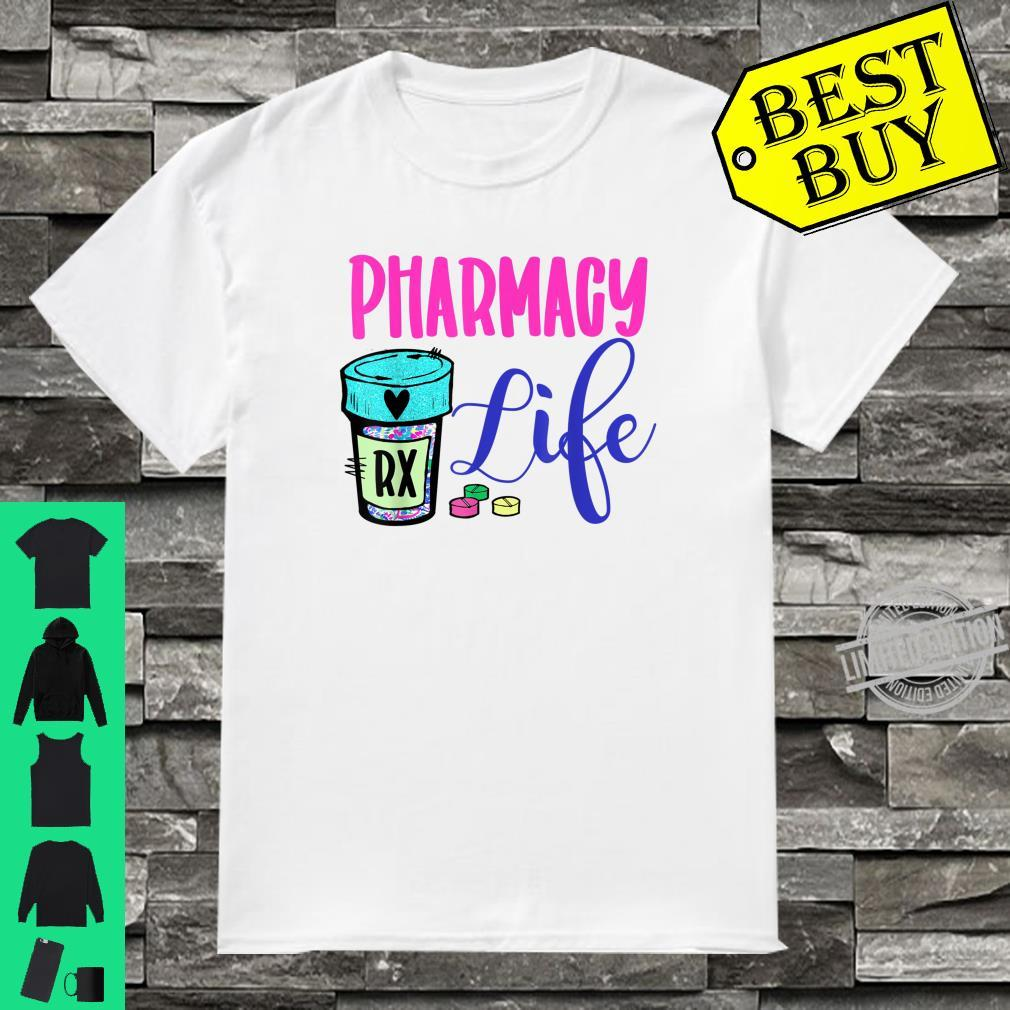 Cute pharmacist pharmacy tech medical medicine pill Shirt