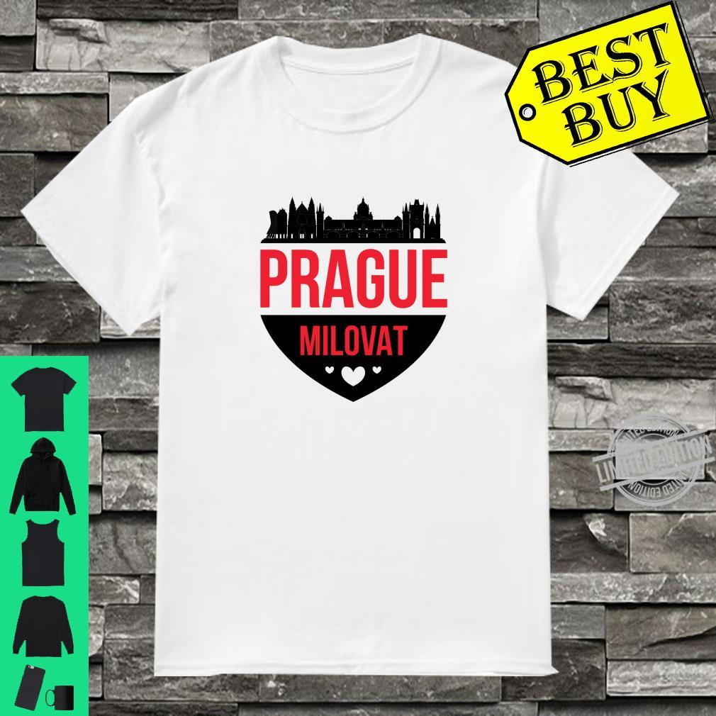 Czech Republic Love Prague Shirt