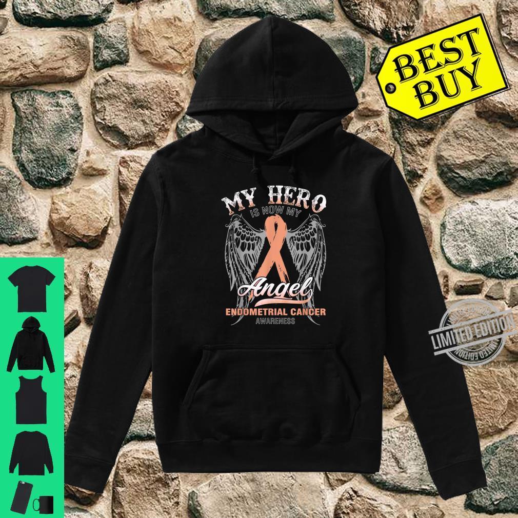 ENDOMETRIAL CANCER AWARENESS Shirt hoodie