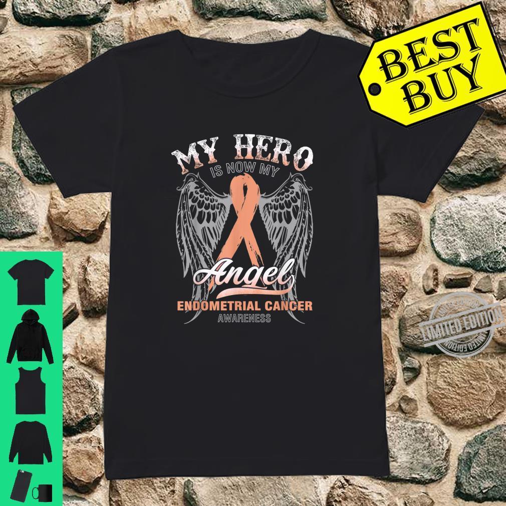 ENDOMETRIAL CANCER AWARENESS Shirt ladies tee