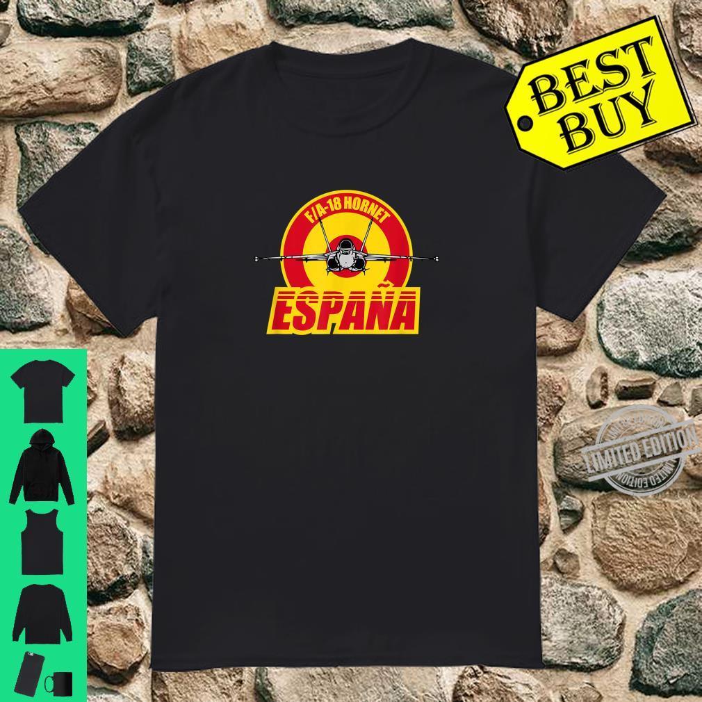 FA18 Hornet Espana Shirt