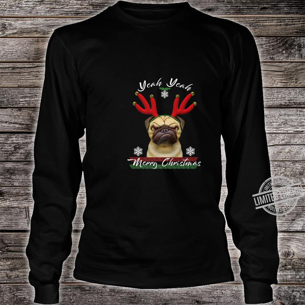 Funny Dog Clothes for Christmas The Perfect Dog Owner Shirt long sleeved