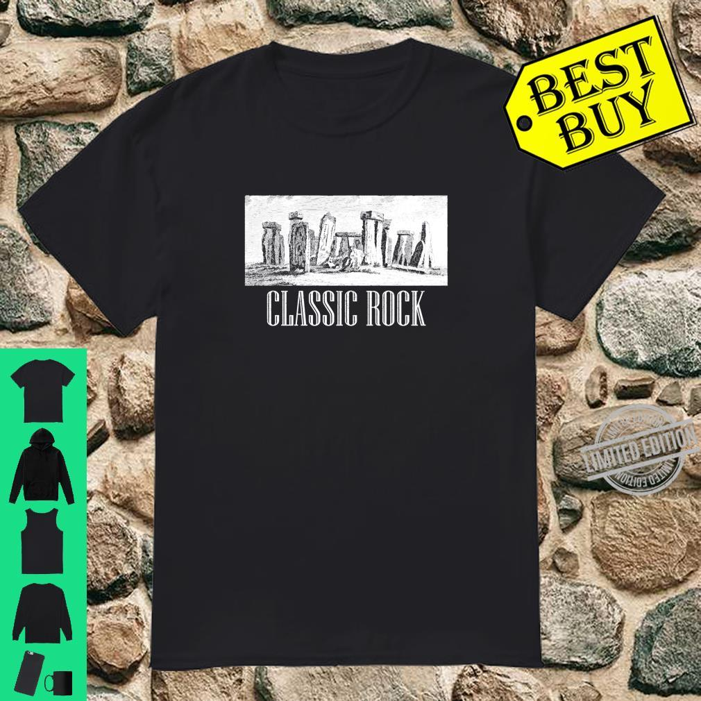 Funny Stonehenge Humour English History Meme Souvenir Shirt