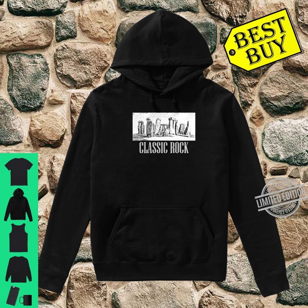 Funny Stonehenge Humour English History Meme Souvenir Shirt hoodie