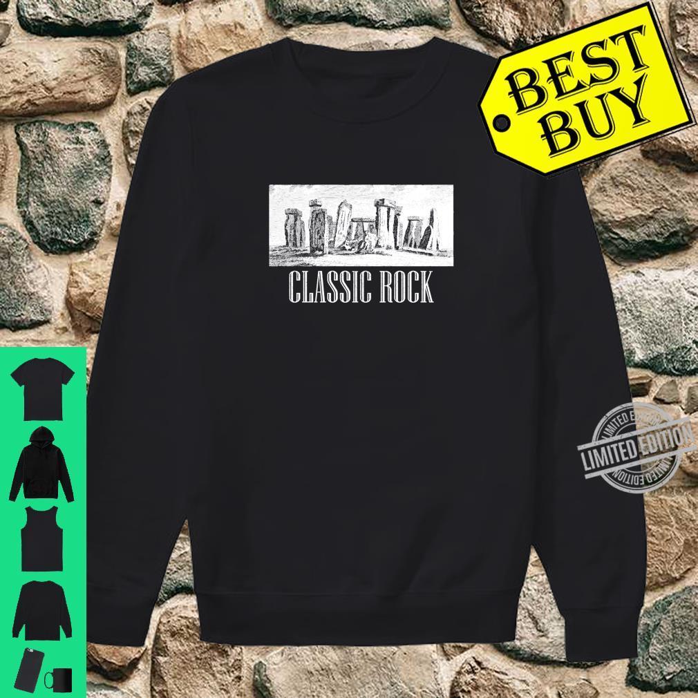 Funny Stonehenge Humour English History Meme Souvenir Shirt sweater