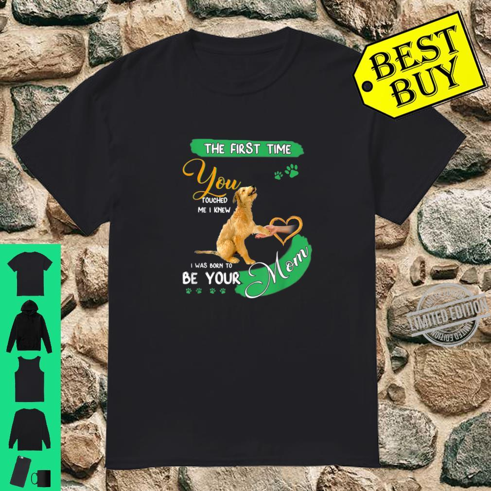 Lurcher The First Time You Touched Me Shirt