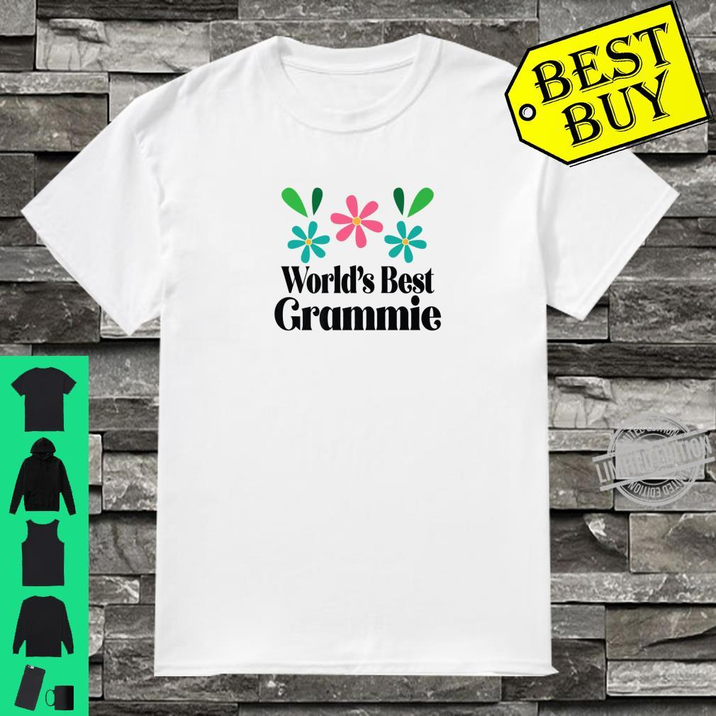 Mens Grammie for Grandmother Shirt