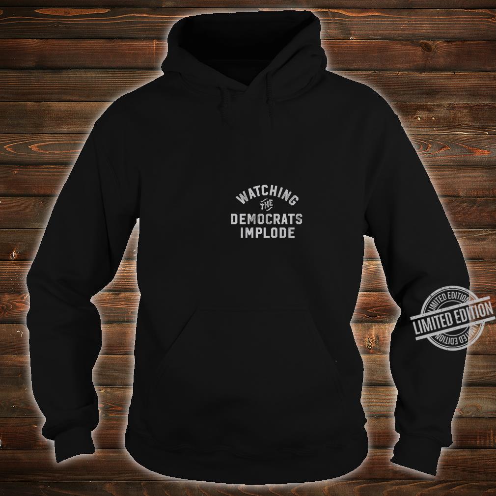 Mens Republican Humor Shirt hoodie