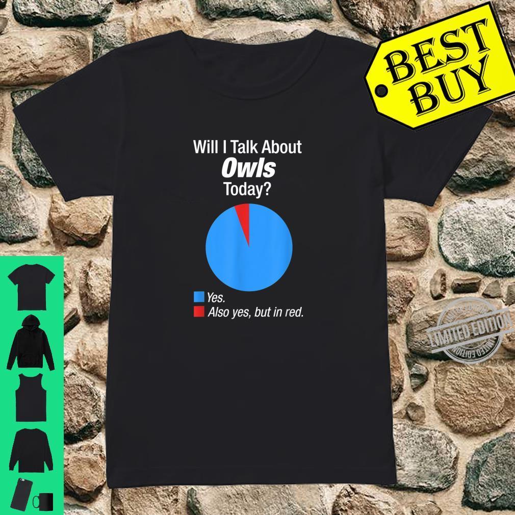 Owl Obsessed Shirt ladies tee
