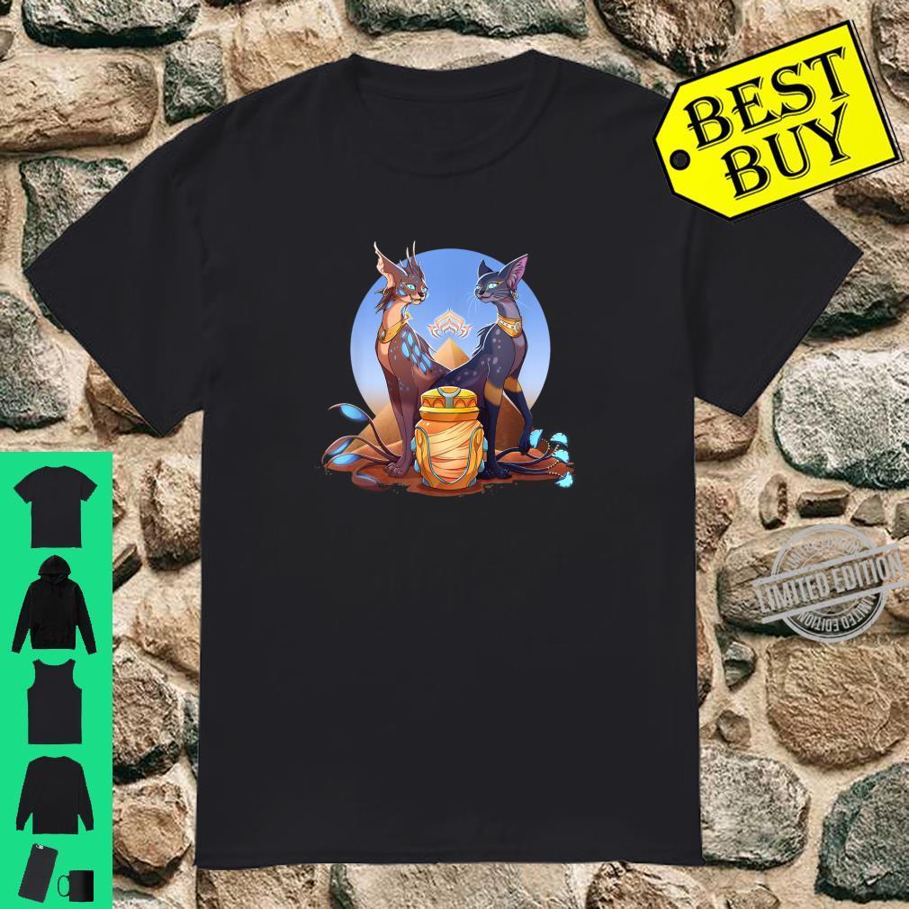 Warframe Inaros Vessel Guardians Shirt